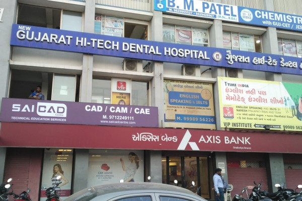 ahmedabad branch front