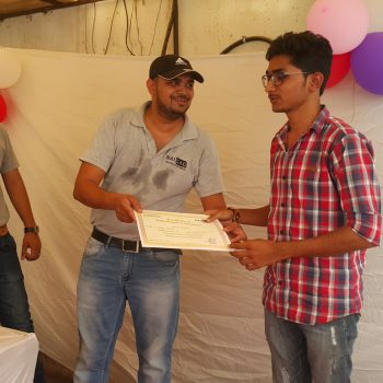 6th- Dipak for Sketch Copitition