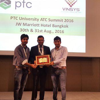 PTC Summit 2016 2