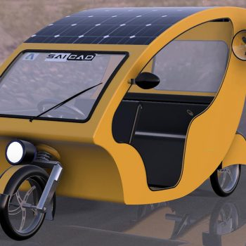 solar car v136